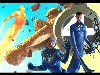 Free Comics Wallpaper : Fantastic Four (by Studio Sputnik)