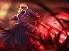Free Comics Wallpaper : Fate/Stay Night - Saber Alter