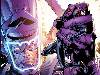Free Comics Wallpaper : Galactus vs Ultimate Spider-Man