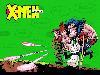 Free Comics Wallpaper : Gambit and Wolverine - Omega