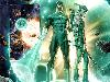 Free Comics Wallpaper : Green Lantern and Green Arrow - Cry for Justice