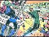 Free Comics Wallpaper : Hal Jordan vs. Sinestro