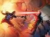 Free Comics Wallpaper : Hawkeye vs Cyclops