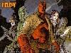Free Comics Wallpaper : Hellboy - Characters