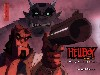 Free Comics Wallpaper : Hellboy - Sword of Storms