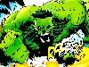 Free Comics Wallpaper : Hulk - Rage