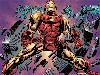 Free Comics Wallpaper : Iron Man (by Gene Colan)