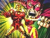 Free Comics Wallpaper : Iron Man vs Mandarin