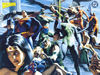 Free Comics Wallpaper : JLA by Alex Ross