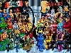 Free Comics Wallpaper : Justice League and Avengers - Classic