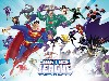 Free Comics Wallpaper : Justice League Unlimited