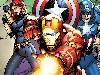 Free Comics Wallpaper : Marvel Heroes