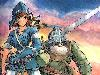 Free Comics Wallpaper : Nausicaa