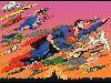 Free Comics Wallpaper : Neal Adams - DC Heroes