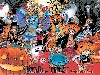 Free Comics Wallpaper : One Piece - Halloween