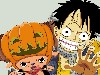 Free Comics Wallpaper : One Piece - Halloween