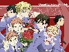 Free Comics Wallpaper : Ouran High School Host Club