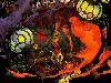 Free Comics Wallpaper : Pokemon - Halloween