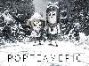 Free Comics Wallpaper : Pop Team Epic