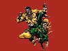 Free Comics Wallpaper : Power Man and Iron Fist