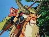 Free Comics Wallpaper : Princess Mononoke