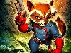 Free Comics Wallpaper : Rocket Raccoon