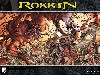 Free Comics Wallpaper : Rokkin