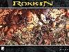 Free Comics Wallpaper : Rokkin