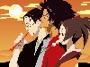 Free Comics Wallpaper : Samurai Champloo