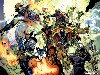 Free Comics Wallpaper : Secret Invasion