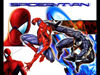 Free Comics Wallpaper : Spider Against Venom - Collage