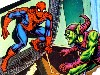 Free Comics Wallpaper : Classic Spider-Man and Green Goblin