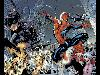 Free Comics Wallpaper : Spider-Man (Friends and Enemies)