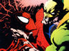 Free Comics Wallpaper : Spider-Man vs Iron Fist