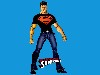 Free Comics Wallpaper : Superboy