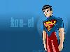 Free Comics Wallpaper : Superboy - Kon-El