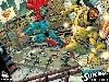 Free Comics Wallpaper : Superman - Camelot Falls