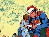 Free Comics Wallpaper : Superman - Christmas Tales
