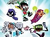 Free Comics Wallpaper : Teen Titans Go