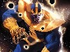 Free Comics Wallpaper : Thanos Rising
