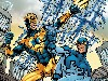 Free Comics Wallpaper : Booster Gold and Blue Beetle