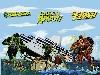 Free Comics Wallpaper : Green Lantern, Green Arrow and The Flash