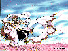 Free Comics Wallpaper : Tsubasa - Reservoir Chronicle