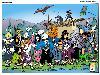 Free Comics Wallpaper : Usagi Yojimbo
