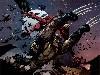 Free Comics Wallpaper : Wolverine and Daredevil