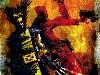 Free Comics Wallpaper : Wolverine and Deadpool