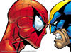 Free Comics Wallpaper : Wolverine and Spidey