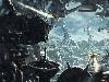 Free Fantasy Wallpaper : Alien Spaceport