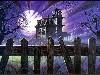Free Fantasy Wallpaper : All Hallows Eve