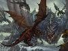 Free Fantasy Wallpaper : Alpha Dragon